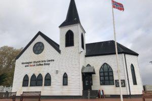 Norwegian Church in Cardiff