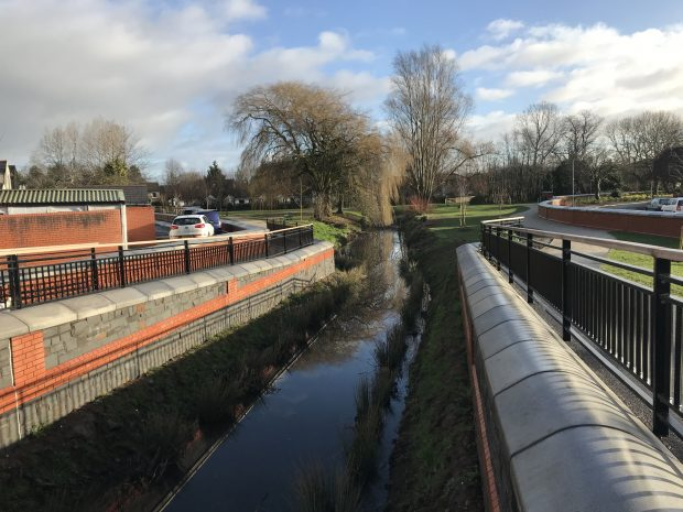 Roath Brook Flood Scheme