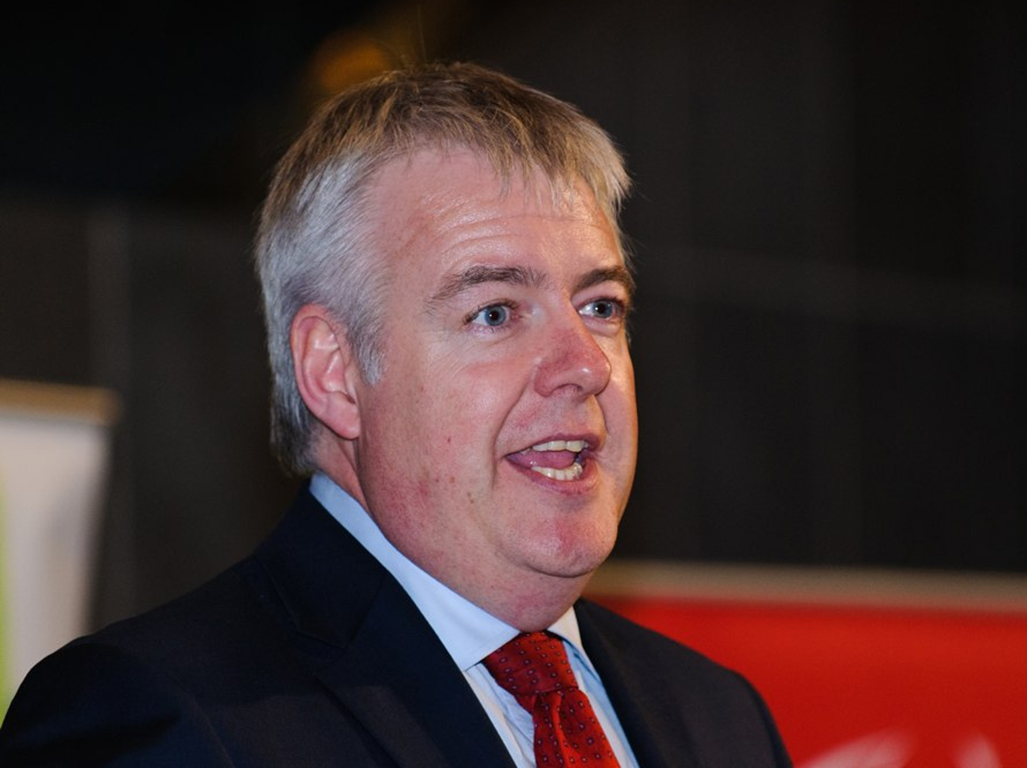 Carwyn Jones was quick to denounce Mr Trump's travel ban over the weekend