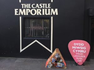 The Castle Emporium hosted live music from 2.30pm