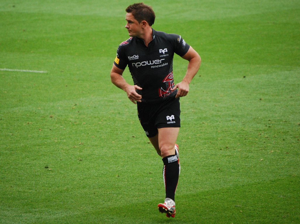 Williams spent his career with Neath and then the Ospreys, before finishing with a stint in Japan