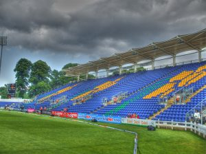 Glamorgan's Swalec Stadium will play host to county and international matches this summer