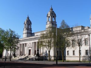 Cardiff Crown Court.