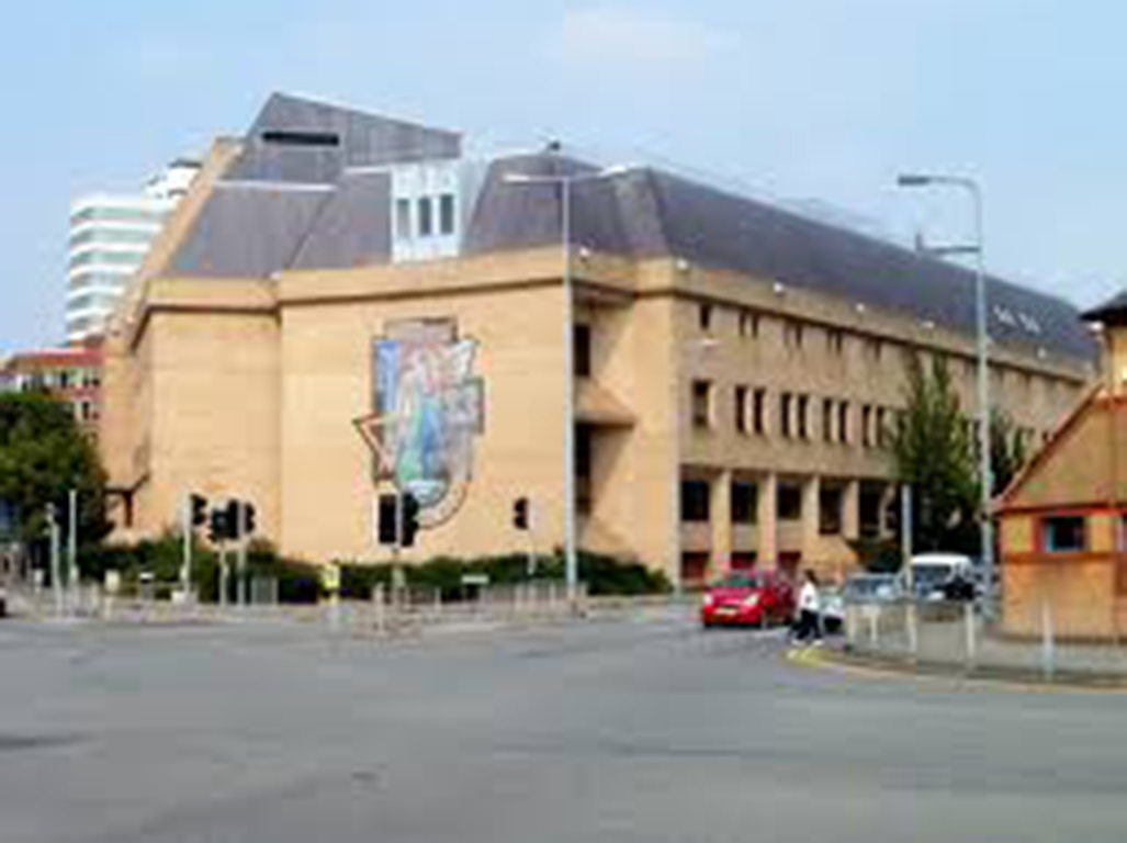 Cardiff magistrates court