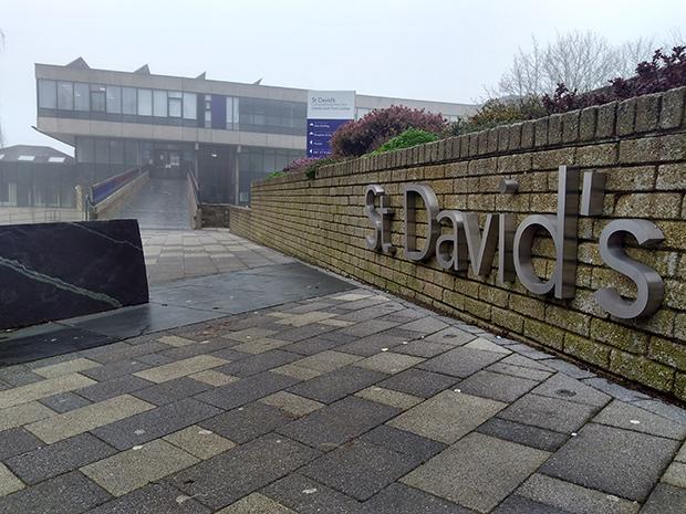 St. Davids Catholic College