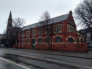Roath Library