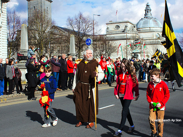 St David's Day Parade