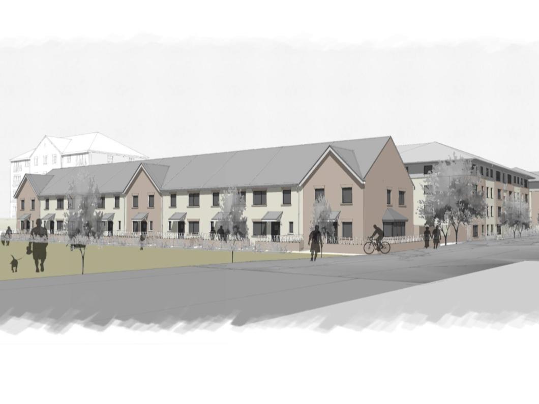 Malvern Drive development