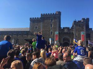 Cardiff City Promotion