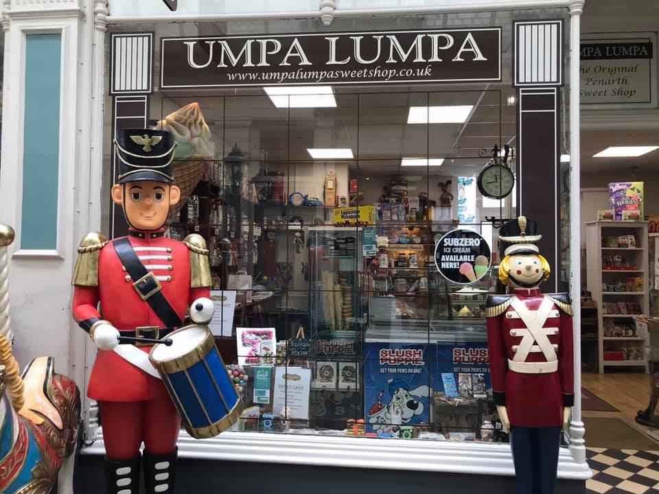 Umpa Lumpa Sweet Shop